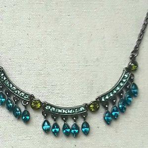 GIVENCHY NWT raindrop necklace